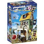 Playmobil 4796 Maskovaná pirátska pevnosť s Ruby - Stavebnica