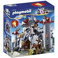 Playmobil 6697 Prenosný hrad Čierneho baróna - Stavebnica
