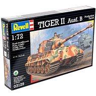 Revell Model Kit 03129 nádrž – Tiger II Ausf. B - Plastový model