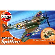 AirFix Quick Build J6000 lietadlo – Supermarine Spitfire - Plastikový model