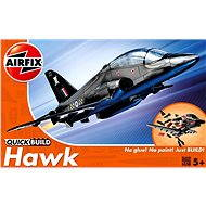 AirFix Quick Build J6003 lietadlo – BAE Hawk - Plastový model