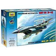 Zvezda Model Kit 7278 letadlo – Russian Fighter MiG-29 (9-13) - Plastový model