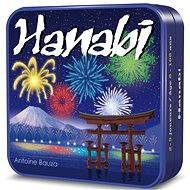 Hanabi CZ – plechová krabička - Kartová hra