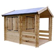 Detský drevený domček CUBS – Ema - Detské ihrisko
