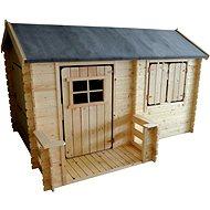Detský drevený domček – Eliška - Detské ihrisko