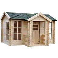 Detský drevený domček CUBS - Villa M520 - Detské ihrisko