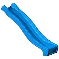 Cubs plastová skluzavka modrá - Šmykľavka