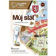 Magic Reading - Puzzle Náš štát - Vzdelávacia hra