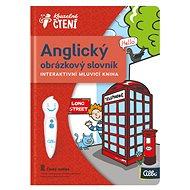 Kúzelné čítanie – Anglický obrázkový slovník - Kniha pre deti