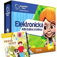 Kouzelné čtení – Elektronická ceruzka s knihou Hravé učení - Kniha pre deti