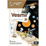Kúzelné čítanie - Puzzle vesmír - Vzdelávacia hra