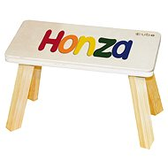 Farebná stolička CUBS Honza - Nábytok