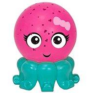 Žiariaca chobotnička - Čiperka ružová - Svietiaca figúrka