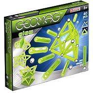 Geomag – Kids Glow 40 dielikov - Magnetická stavebnica