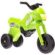 Odrážadlo Enduro Yupee, veľké zelené - Odrážadlo