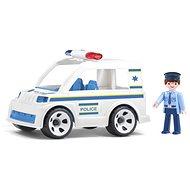 IGRÁČIK Handy – Policajné auto s policajtom - Herná súprava