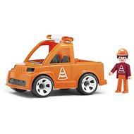 IGRÁČIK Multigo - Vozidlo údržby a cestár - Herný set