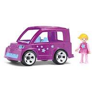 IGRÁČEK Multigo – Auto s Pinky Star - Herný set