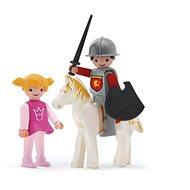 IGRÁČEK Trio - Princezná, rytier a biely kôň - Herný set