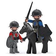 IGRÁČIK Trio - 2 rytieri a čierny kôň