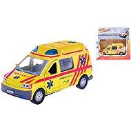 Ambulancia so svetlom - Auto