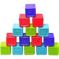 Didaktická hračka Abecedné kocky 16 ks