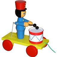 Ťahací vojak s bubnom - Ťahacia hračka