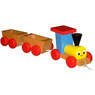 Miva Ťahací vlak s vagónikmi - Herná sada