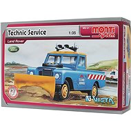 Monti system 01 – Technik Service Land Rover 1 : 35 - Stavebnica
