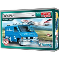 Monti system 05 Air Servis – Renault Trafic 1:35 - Stavebnica