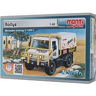 Monti system 17 Rally Mercedes 1 : 48 - Stavebnica