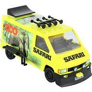 Monti system 37 – ZOO/Safari-Renault Trafic 1:35 - Stavebnica