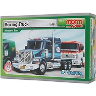 Monti system 43 – Racing Truck Western star 1:48 - Stavebnica