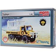 Monti system 51 – Safari-Mercedes Unimog - Stavebnica