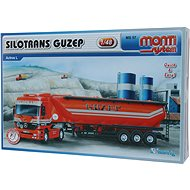Monti system 57 – Silotrans Guzep Actros L-MB 1:48 - Stavebnica