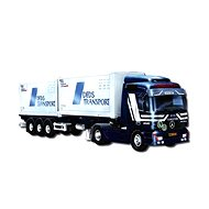 Monti systém 59 – DFDS Transport Actros L-MB 1:48 - Stavebnica