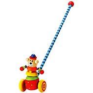 Bino Ježdík - Medveď na tyči - Ťahacia hračka