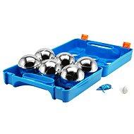Dunlop Petanque v kufríku 6 ks modrý - Hra na záhradu
