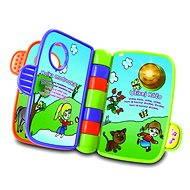 Vtech Moja prvá knižka pesničiek CZ - Didaktická hračka