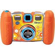 Vtech Kidizoom Twist Plus X7 oranžová - Detský fotoaparát
