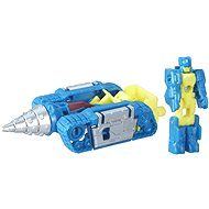 Transformers – Generation Titan Masters Nightbeat - Figúrka