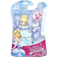 Disney Princess – Mini Bábika s doplnkami Fashion Change Cinderella - Bábika