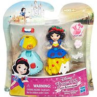 Disney Princess – Mini Bábika s doplnkami Fashion Change Blancanieves (Snow White) - Bábika