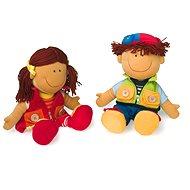 Nicoletta a David - Súprava bábik