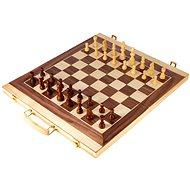 Kufrík na šach a backgammon - Hra