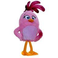 Angry Birds movie 27 cm – Stella - Plyšová figúrka