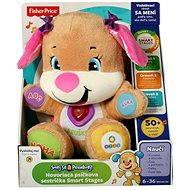 Fisher-Price - Hovoriaca psíkova sestrička SK - Plyšová hračka
