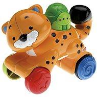 Fisher-Price – jazdiaci gepard - Ťahacia hračka