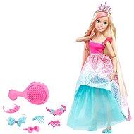Mattel Barbie - Vysoká princezná s blond dlhými vlasmi - Bábika