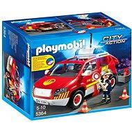 Playmobil 5364 Auto veliteľa hasičov - Stavebnica